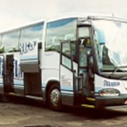 Пассажирские перевозки Ивеко Еврорайдер фото