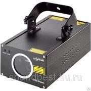 LS Systems Kid Green лазерный прибор эффект, зеленый 30mW