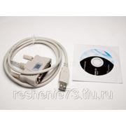 Кабель USB для ФР Штрих (DB25 USB to serial) фото
