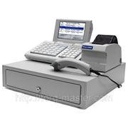 Комплексная автоматизация EasyBOX lite черная с FPrint-55 ЕНВД 1С фото