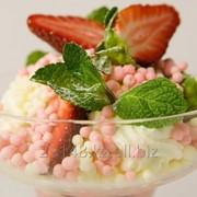 Мороженое в гранулах фото