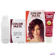 Крем-Краска Color Mate Hair Color Cream - Copper Red Медный 60мл+60мл+10мл фото