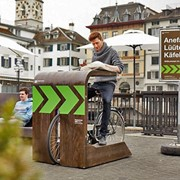 Вело-кафе фото