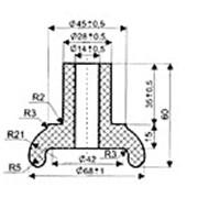 Изоляторы для электротранспорта К 263.00.6 фото