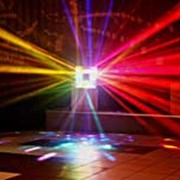 Аренда световых установок (Свадьбы,корпаративы,концерты) фото