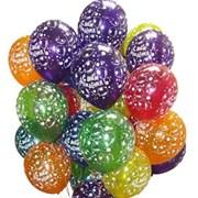 Печать на воздушных шарах, 1000 шт. фото