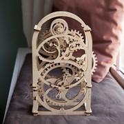 """Механический деревянный конструктор, 3D пазл Ugears """"Таймер на 20 мин"""" фото"""