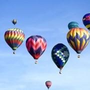 Zbor cu balonul фото