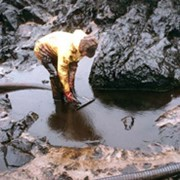 Ликвидация разливов нефтепродуктов фото