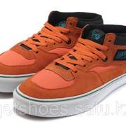 Кеды Vans Half Cab Orange 39-43 , кроссовки, сникеры, шузы Код Van014 фото