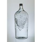 Бутылка от 0,5 до 7,0 литра, стекло фото