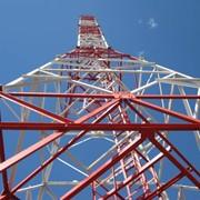 Башня связи 42 метра фото