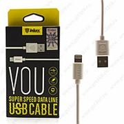 USB Data Кабель Inkax (lightning) фото