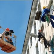 Ремонт и восстановление зданий фото