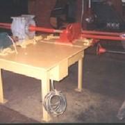 Станки для резки рулонных материалов с клеевым покрытием без перемотки. Станки для резки и перемотки пленки СРП-1 и СРП-500 фото