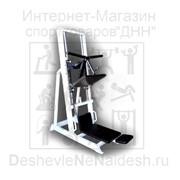 Тренажер ТД-004 для жима ногами вертикально (80 град) фото