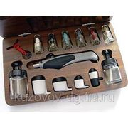 Инструмент Aztek Набор с аэрографом двойного действия Aztek 4709 фото