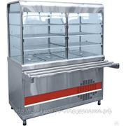 Прилавок-витрина холодильный ПВВ (Н)-70КМ-С-02-НШ фото