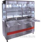 Прилавок витрина холодильный ПВВ(Н)-70КМ-C-02-НШ Аста Чувашторгтехника фото