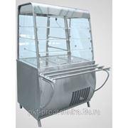 Прилавок витрина холодильный ПВВ(Н)-70Т-С-НШ Премьер Чувашторгтехника фото