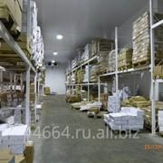 Аренда морозильных и холодильных складов фото