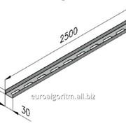 Дистанционная планка к стене и к потолку 200 мм., арт. ДП А35L200S20 фото