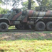 КрАЗ-255 автотопливозаправщик фото