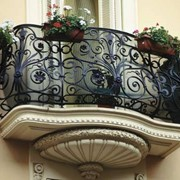 Кованные балконы продажа Бердянск фото