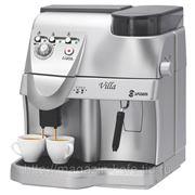 Автоматическая кофемашина Spidem Villa Silver фото