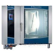 Электрическая пароконвекционная печь air-o-steam touchline от Electrolux фото