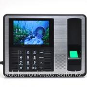 Система отпечатков пальцев- 4-дюймовый TFT экран, Емкость- 1000 фото