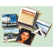 Спички-книжечки фото