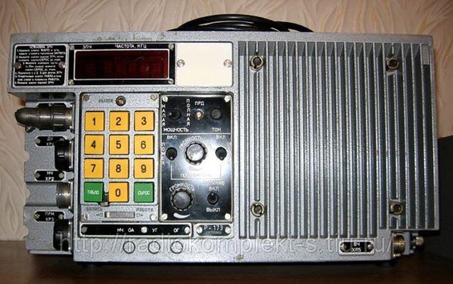 Радиостанция Р-173 фотография