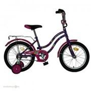 """Велосипед 2-х 12"""" TETRIS фиолетовый 60996Х фото"""
