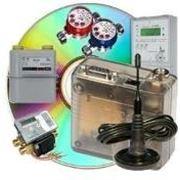 Система сбора отчетов с показаниями различных счетчиков (воды, газа, тепла, электроэнергии) переданными по GPRS каналу фото