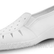 Туфли женские перфорированные фото