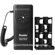Внешний батарейный блок Phottix 8 AA Flash External Battery Pack для Nikon