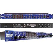 LEXICON MX200 двухканальный ревербератор / процессор эффектов 24 бита, 2 эффекта одновременно, 16 ти фото