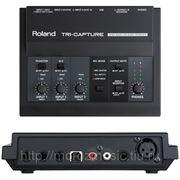 Roland UA-33 внешний аудиоинтерфейс USB (TRI-CAPTURE) фото