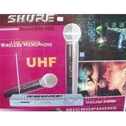 Микрофон SHURE SH500 фото