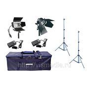 Комплект репортажного света Logocam 2000/DO DIM KIT фото