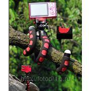Гибкий штатив для фото, видео и экшен-камер RM-100 фото