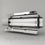 Студийный свет Logocam U-Light 110 DMX Alfa фото