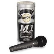 Студийный микрофон Rode М1 (S) фото