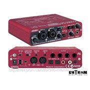 Аудио интерфейс FireWire (PC/MAC) Edirol FA 66