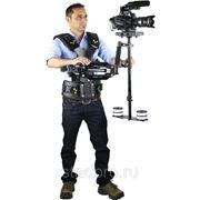 Комплект Flycam Vista 5000 (Flycam 5000 + площадка + жилет + рука + сумка кейс) фото