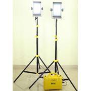 Proaim 2 шт. Аура- 2412 мощный свет с блоком питания фото
