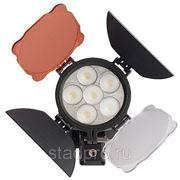 Освещение 5010 II Video Light DV+ NP-F750 аккумулятор фото