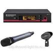 Sennheiser ew 145 G3 Радиосистема с ручным вокальным радиомикрофоном фото