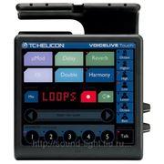 TC-Helicon Voicelive Touch VLoop Вокальный гитарный процессор эффектов, гармонайзер, голосовая обработка фото